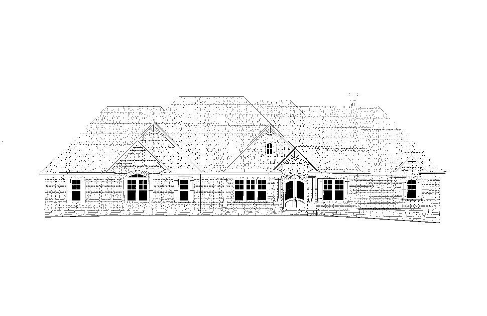 Craftsman, Ranch, Tudor House Plan 52021 with 4 Beds, 5 Baths, 3 Car Garage Picture 21
