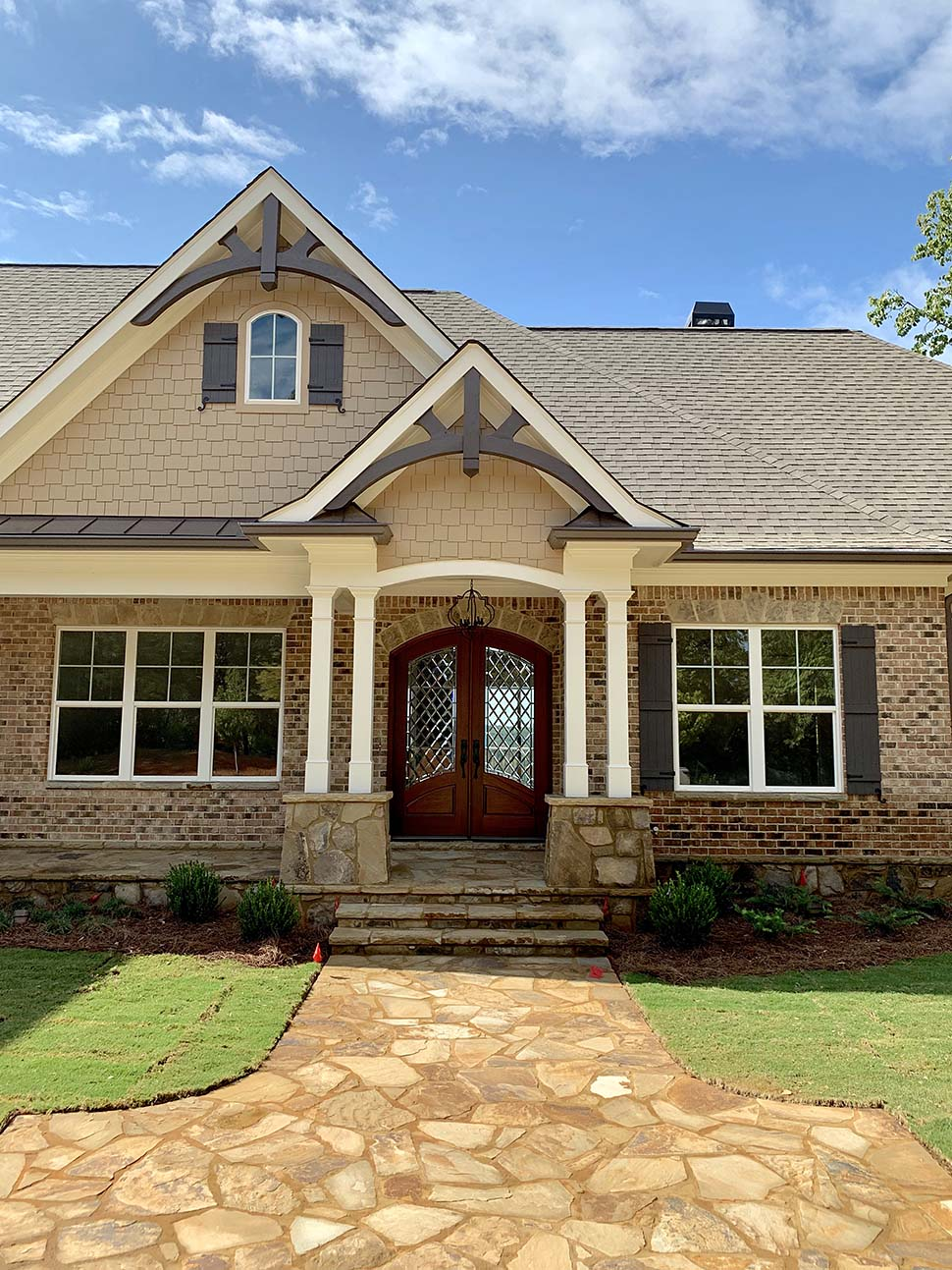 Craftsman, Ranch, Tudor House Plan 52021 with 4 Beds, 5 Baths, 3 Car Garage Picture 5
