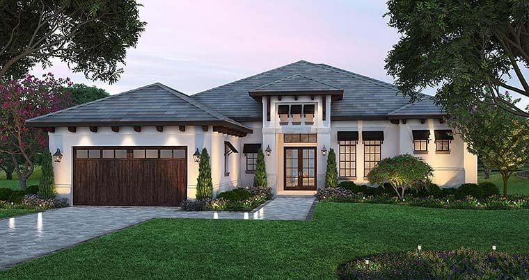 House Plan 52932