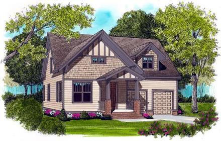 House Plan 53760