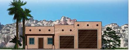 Garage Plan 54783