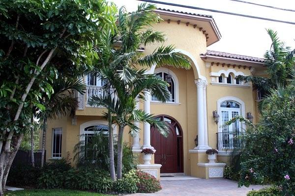 Mediterranean House Plan 55802 with 6 Beds, 8 Baths, 3 Car Garage Picture 10