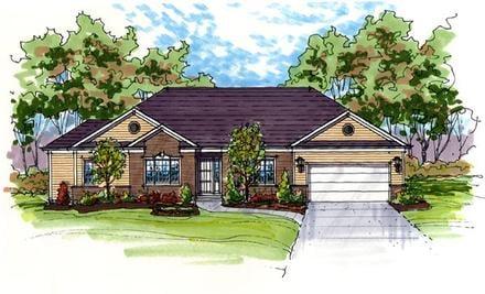 House Plan 56405