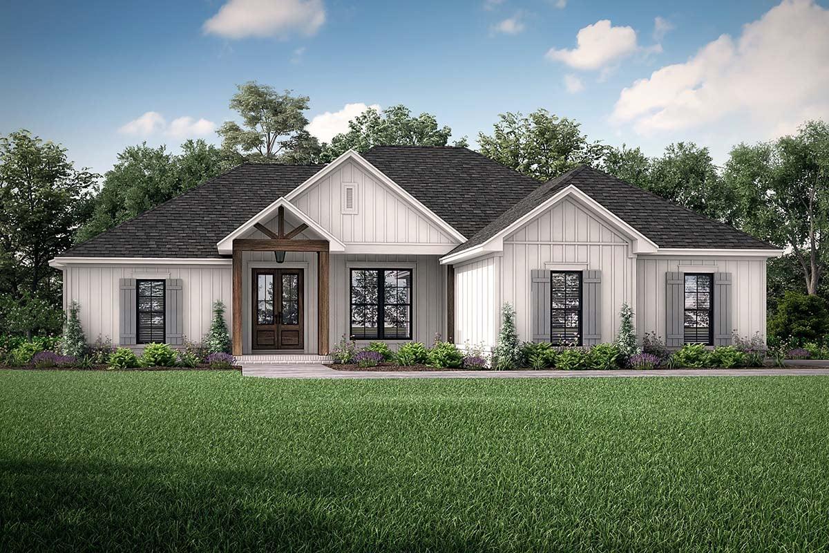 House Plan 56704