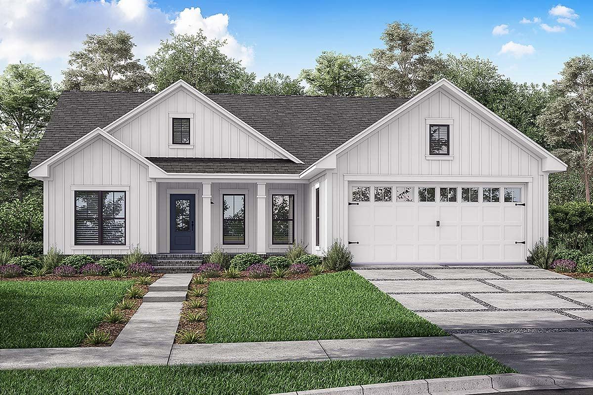 House Plan 56705
