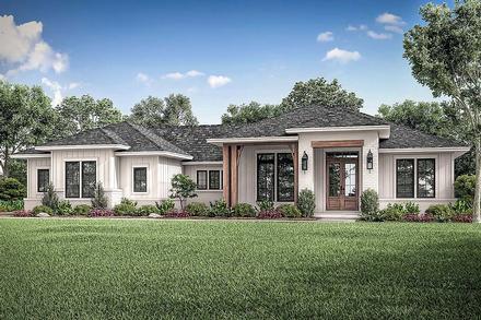 House Plan 56706