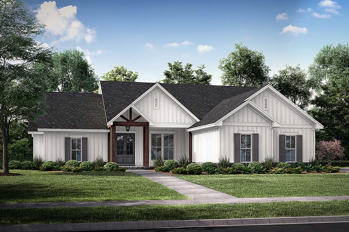 House Plan 56719