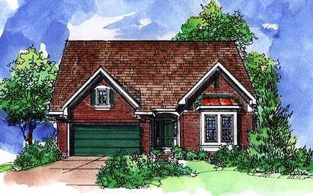 House Plan 57514