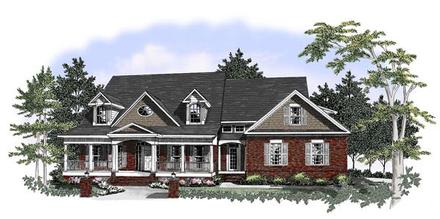 House Plan 58030