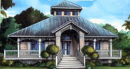 House Plan 58903