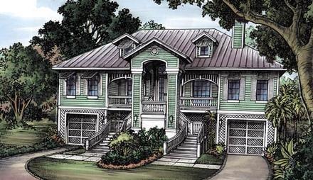 House Plan 58944