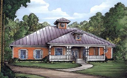 House Plan 58958