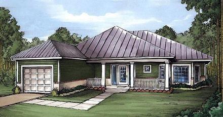 House Plan 58979