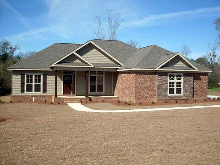 House Plan 58991