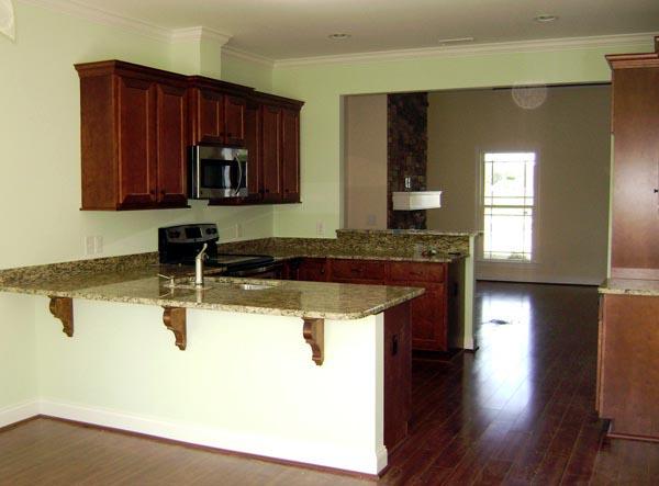 Bungalow, Craftsman, European House Plan 59101 with 3 Beds, 2 Baths, 2 Car Garage Picture 3