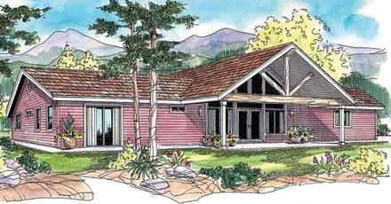 House Plan 59760
