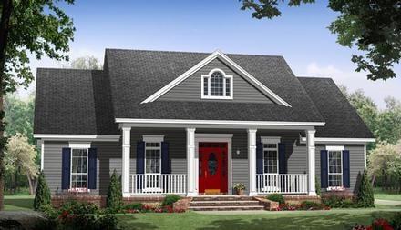 House Plan 59936