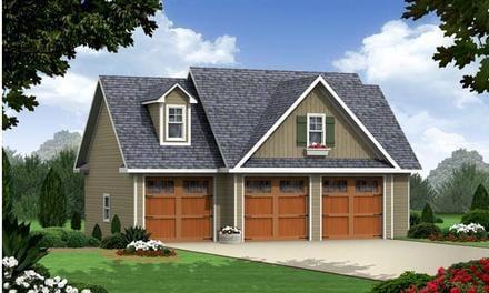 Garage Plan 59948