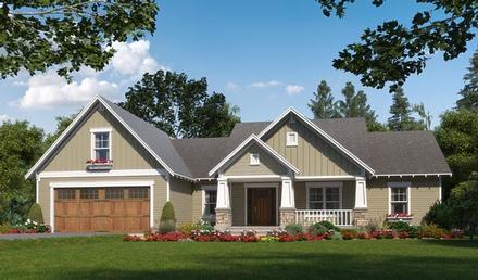 House Plan 59989