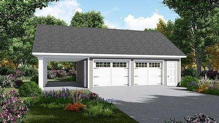 Garage Plan 59997
