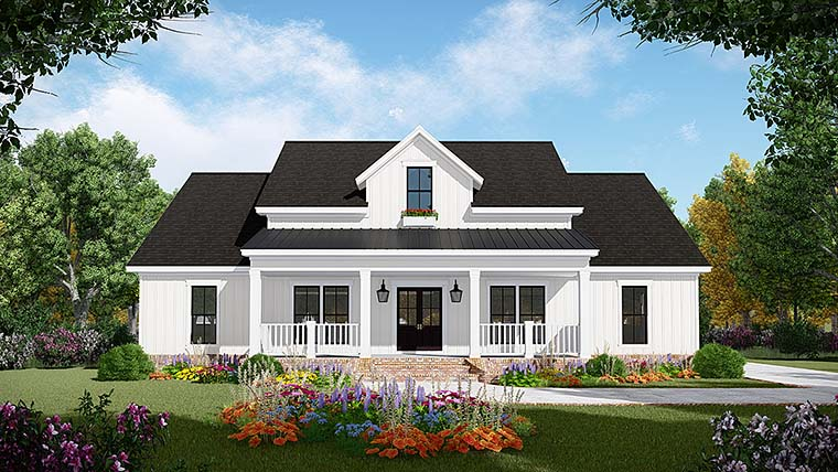 House Plan 59998