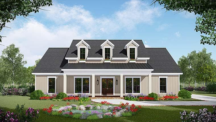 House Plan 59999