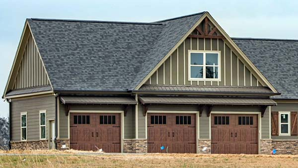 Cottage, Country, Craftsman House Plan 60028 with 4 Beds, 4 Baths, 3 Car Garage Picture 2