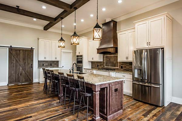 Cottage, Country, Craftsman House Plan 60028 with 4 Beds, 4 Baths, 3 Car Garage Picture 7