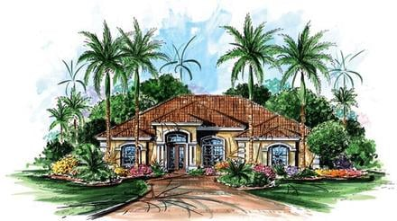 House Plan 60505