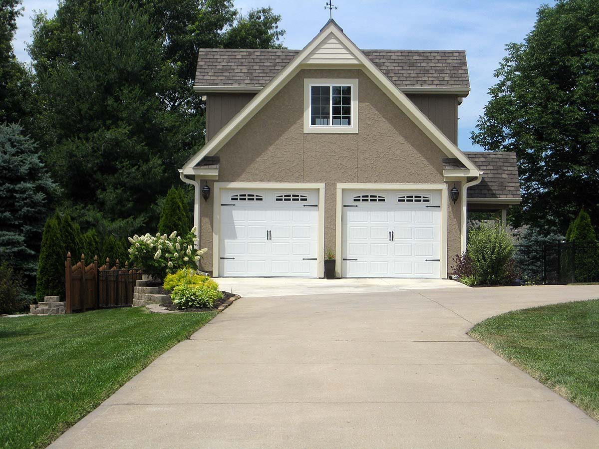 Garage Plan 60684