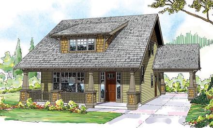 House Plan 60911