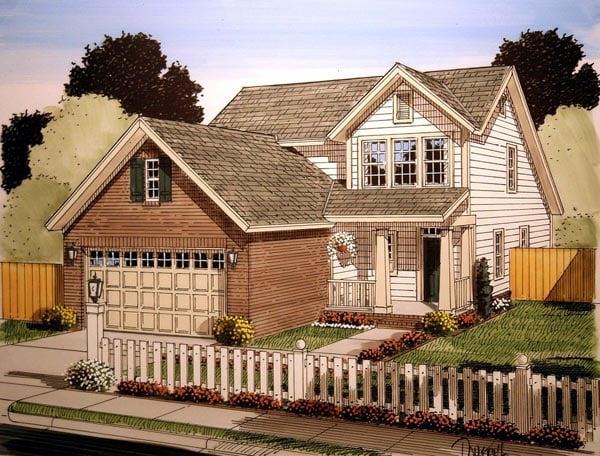 House Plan 61410