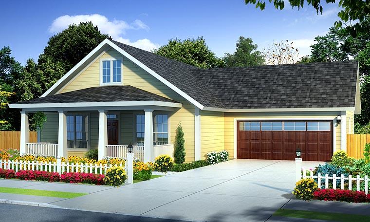 House Plan 61438