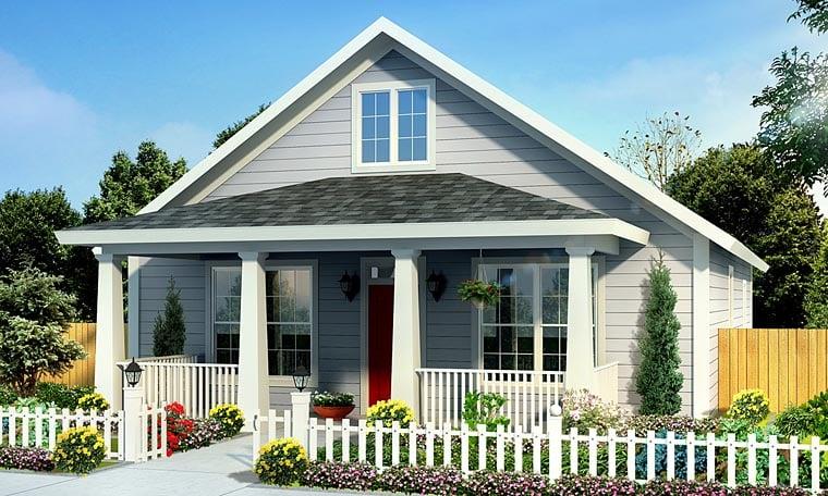 House Plan 61439