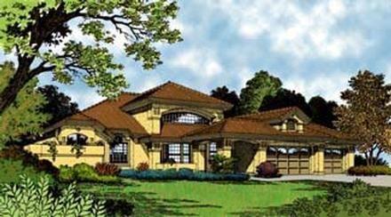 House Plan 63108