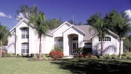 House Plan 63261