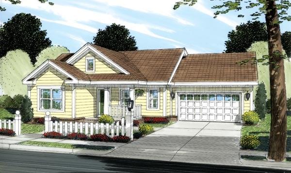 House Plan 66492
