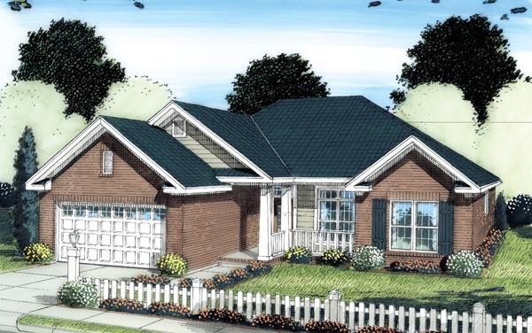 House Plan 66508