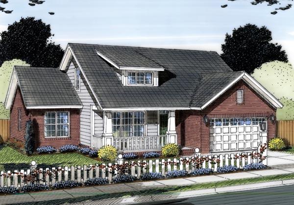 House Plan 66537