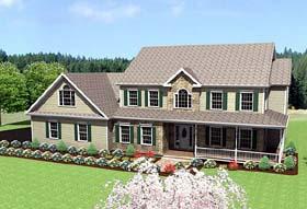 Plan Number 67288 - 3290 Square Feet