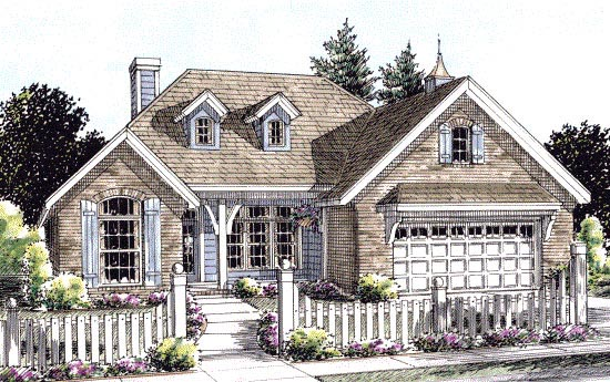 House Plan 67885