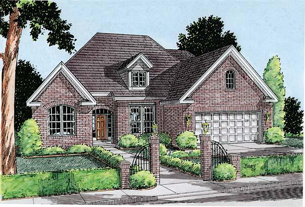 House Plan 68236