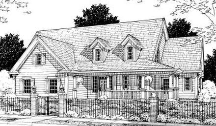 House Plan 68504