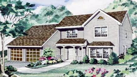 House Plan 69519