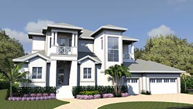 Plan Number 71553 - 4635 Square Feet