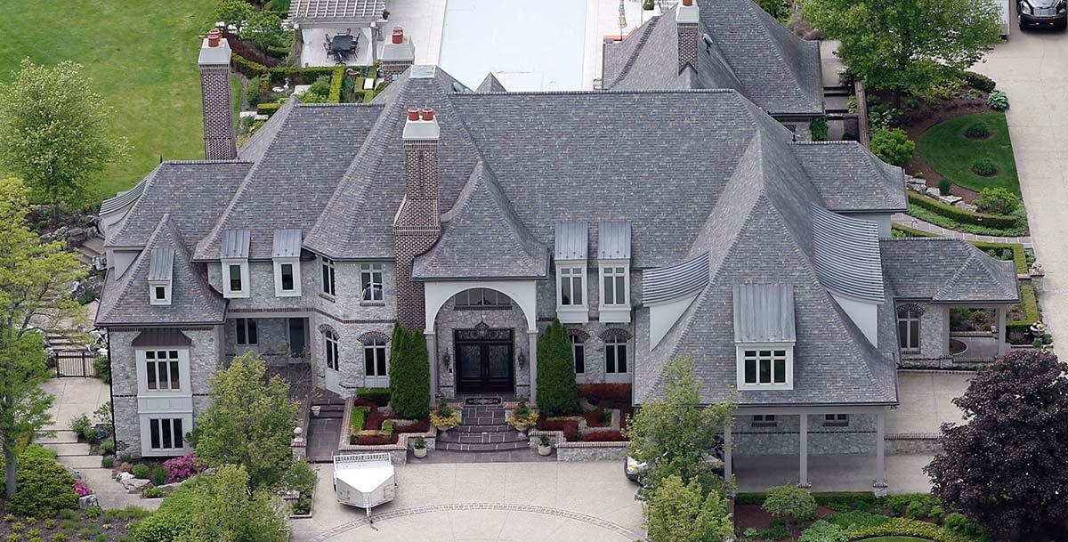 European, Greek Revival House Plan 72126 with 7 Beds, 9 Baths, 5 Car Garage Elevation