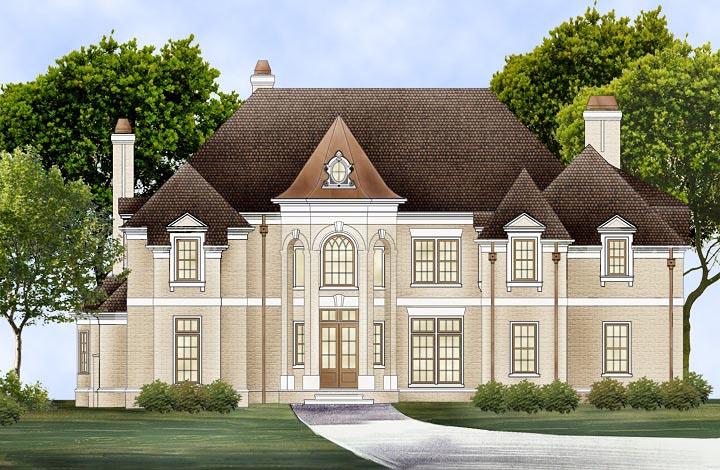 House Plan 72224