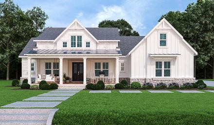 House Plan 72250