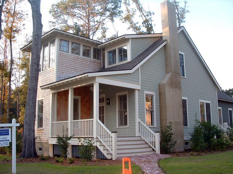 Historic, Southern House Plan 73709 with 4 Beds, 4 Baths Picture 11