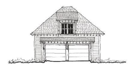 Garage Plan 73786